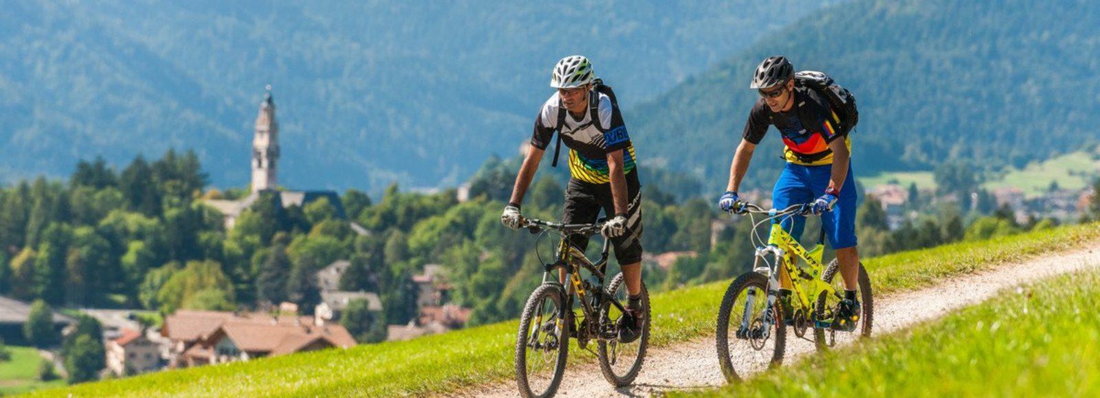 vacanza attiva in bici